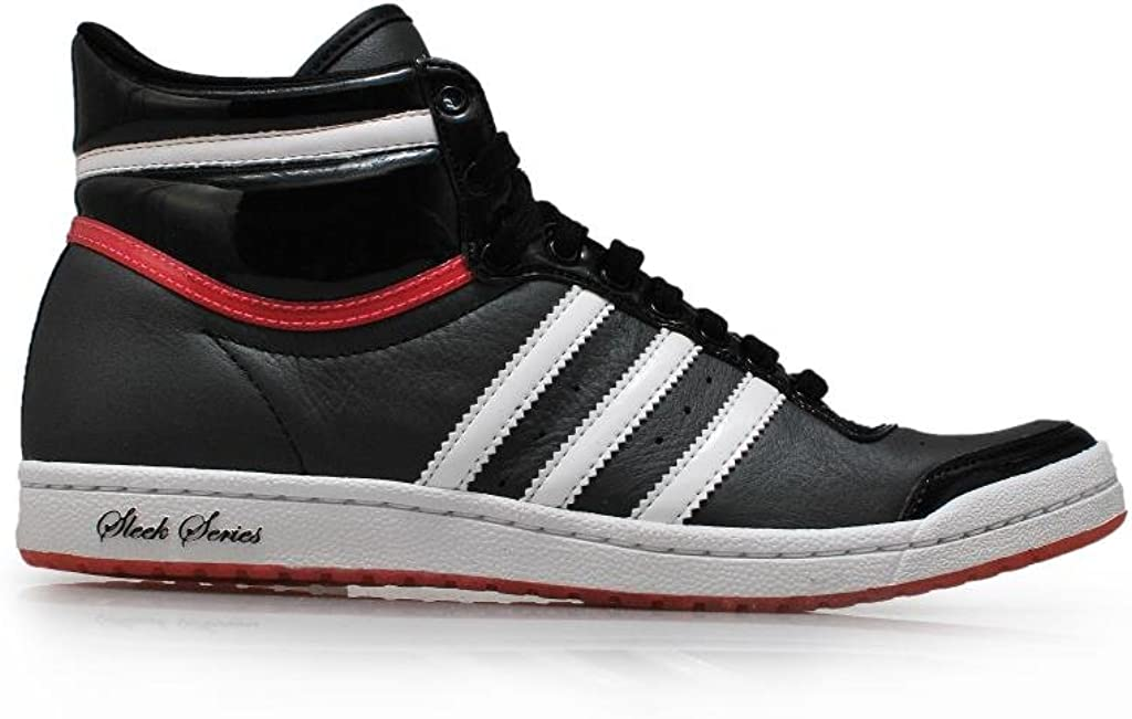 Details zu Adidas Top Ten Hi Sneaker Sleek Series black Gr. 40
