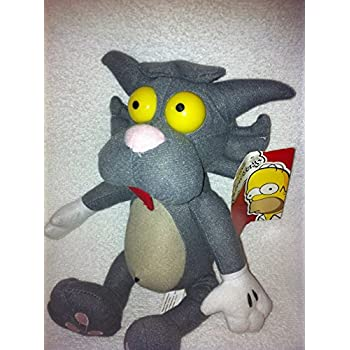 (Grey) Scratchy The Cat 12