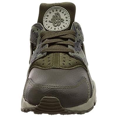 Nike Womens Air Huarache Run PRM Running Shoe   Fashion Sneakers