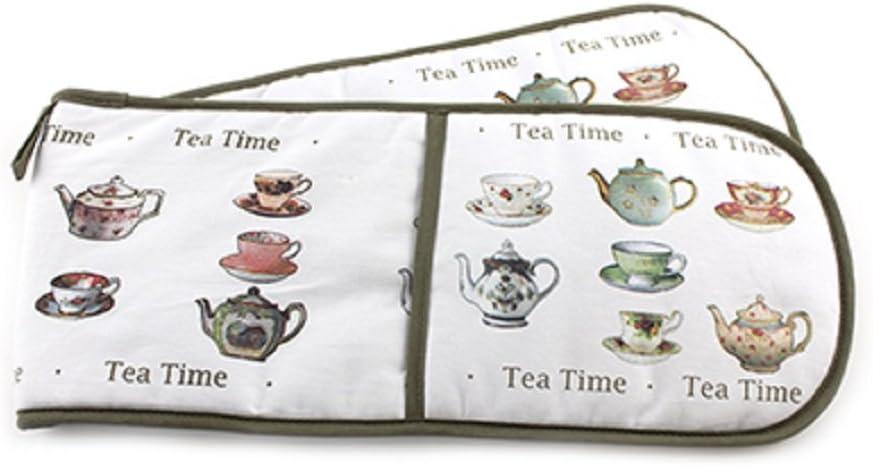 Tea Time Double Oven Glove