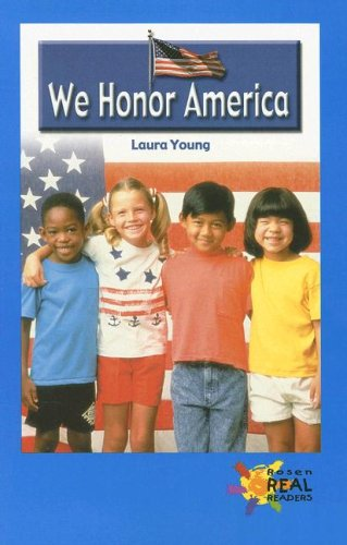 Read Online We Honor America (Rosen Real Readers) pdf epub