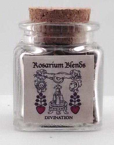 Hand-Crafted Incense Blend: Divination
