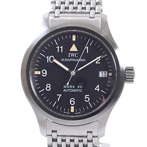 [アイダブリューシー]IWC 腕時計 マーク12 3241-001 中古[1296514]ブラック 付属:国際保証書 B07DXJPLPS