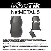 Mikrotik NetMETAL 5 RB921UAGS-5SHPacD-NM 2000mW 11ac OSL4 PoE AP/Backbone/CPE