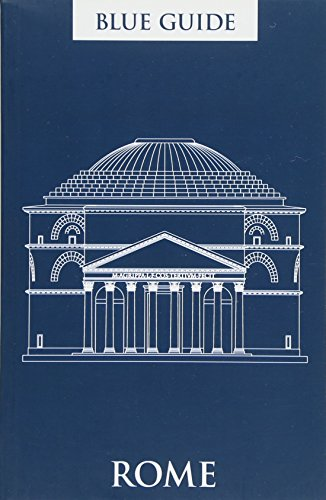 Blue Guide Rome (11th edition) (11th Edition)  (Blue Guides)
