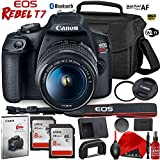 Canon EOS Rebel T7 DSLR Camera with 18-55mm Lens - 24.1 MegaPixel...