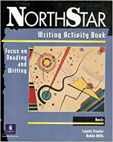 NorthStar Writing Activity Book: Focus on Reading and