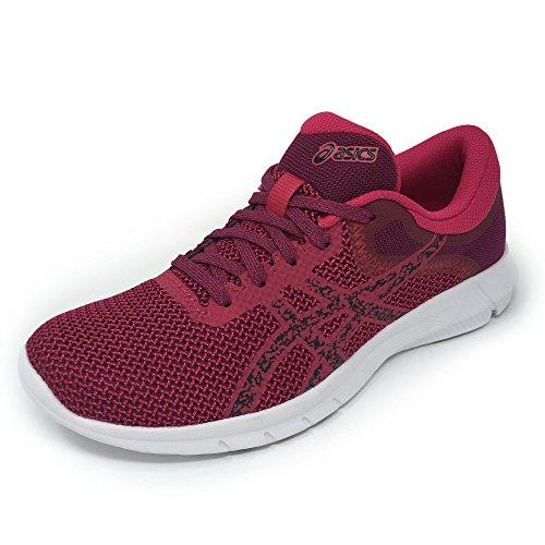 Asics Nitrofuze 2, Zapatillas de Entrenamiento para Mujer Rosa (Cosmo Pink/black/prune)