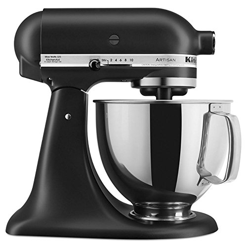 Kitchenaid Matte Black Stand Mixer