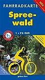 Fahrradkarte Spreewald: Mit dem kompletten Gurken-Radweg. Mit UTM-Gitter für GPS. Wasser- und reißfest. (Fahrradkarten)