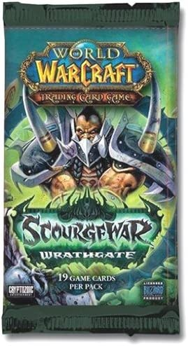 ACTIVISION World of Warcraft TCG 01000 Scourgewar Wrathgate - Juego de Cartas Intercambiables [Importado de Alemania]: Amazon.es: Juguetes y juegos