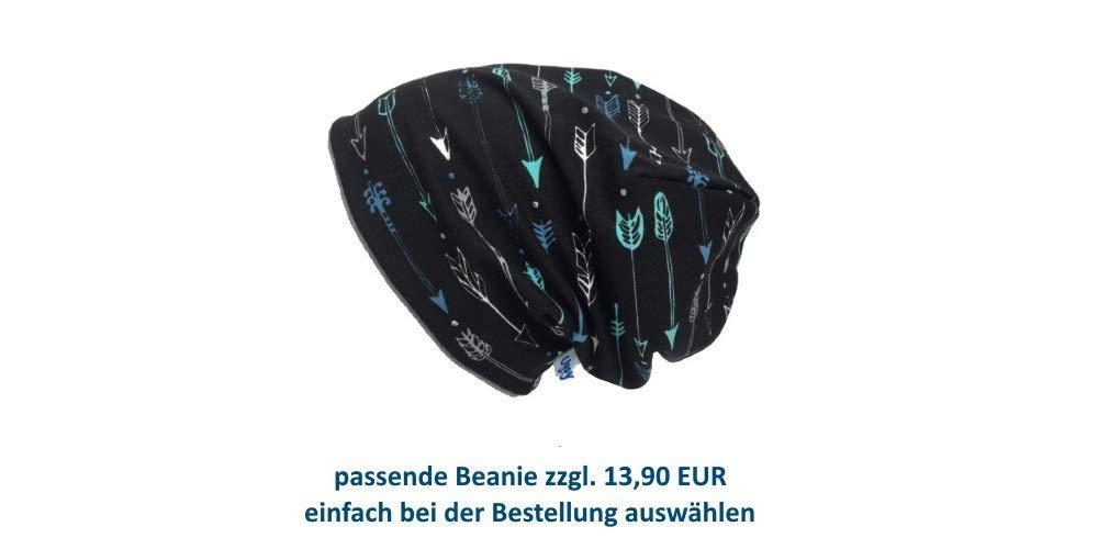 One Size Boland 72157 Set Totenkopf und Knochen