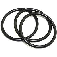 Nitril Rubber O-ringen Pakking, Rubber Washer Ronde Afdichtingsring, Pakking Ringen Seal Grommets 49mm OD 44mm ID 2.5mm…