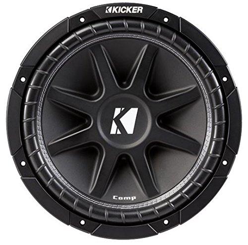 Dual-12-Kicker-CompC-Sub-Package-with-Kicker-46CXA4001-Amp-Vented-Enclosure