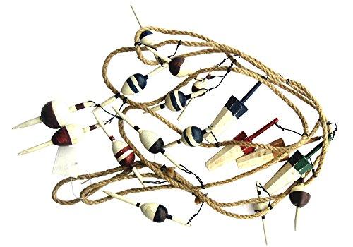 Beachcombers SS-Bcs-03902 Artificial Christmas Garlands by Beachcombers