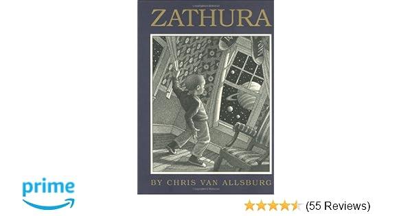 Zathura A Space Adventure Book