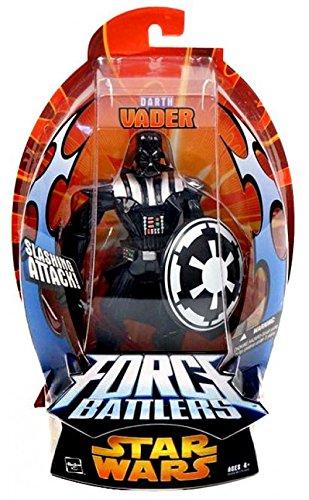 (Star Wars: Force Battlers > Darth Vader (Slashing Attack) Action Figure)