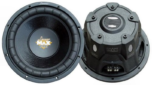 "2) NEW Lanzar MAXP104D 10"" 2400W Car Subwoofers Subs Power Woofers DVC 4 Ohm"