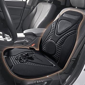 1+1 Heavy Duty wasserdicht Sitzbezüge Schutz für Opel Corsa D 07