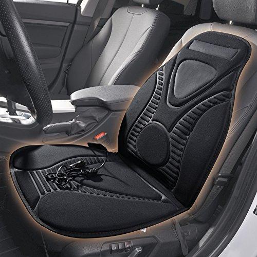 Cars-Design Riga Heizbare Sitzauflage Beheizbare Sitzauflage Sitzheizung Diana