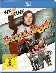 School of Rock [Alemania] [Blu-ray]