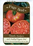 Organic Tomato Brandywine (Heirloom)