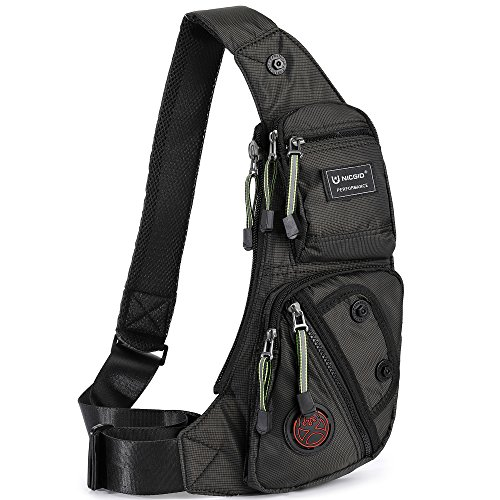 Nicgid Sling Bag Chest