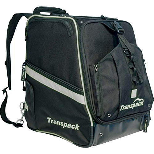 Transpack Heated Boot Pro - Black w/Silver