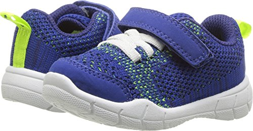 Price comparison product image Carter's Baby Ultrex Boy's and Girl's Lightweight Sneaker, Blue, 7 M US Toddler