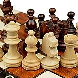 Wegiel Handmade European Travel Magnetic Chess