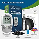 Care Touch Diabetes Testing Kit - Blood Glucose
