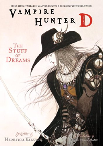 Vampire Hunter D, Vol. 5: The Stuff of Dreams
