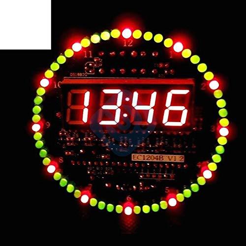 "NEW Digital Electronic Clock Tube 4bit 0.56/"" DS1302 Clock Module NEW"