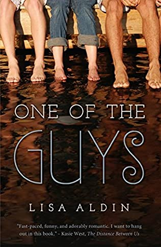 book cover of One of the Guys