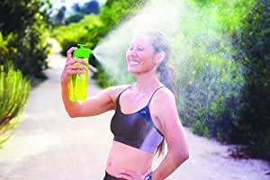 LUNATEC's Aquabot CAP turns water bottles into high pressure gear with a personal mister, shower, water gun and the coolest drinking water bottle ever. Clean, cool off, hydrate and have fun.