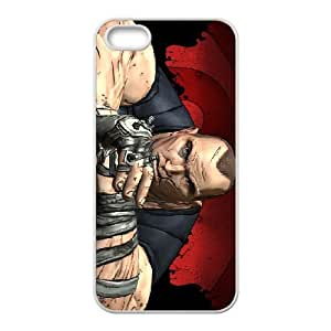 Borderlands 2 iPhone 5 5s Cell Phone Case White 53Go-025917