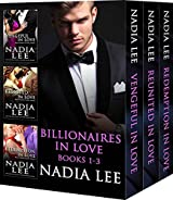 Billionaires in Love: Books 1-3 (Vengeful in Love, Reunited in Love, Redemption in Love)