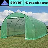 Greenhouse 20'x10′ (B2) 94 lbs – Green House Walk in Hot House By DELTA Canopies For Sale