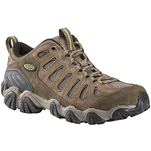 Oboz Sawtooth Low Hiking Shoe - 20601-Umber-Wide-105 by Oboz