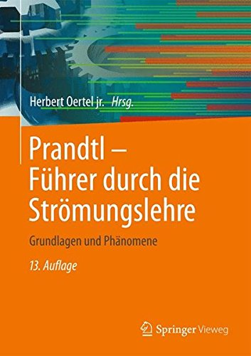 prandtl-fhrer-durch-die-strmungslehre-grundlagen-und-phnomene