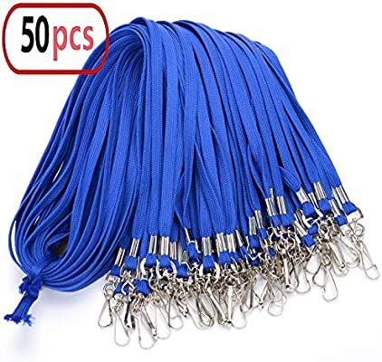 Ganchos giratorios con cordón grueso plano de algodón de 81 cm ...