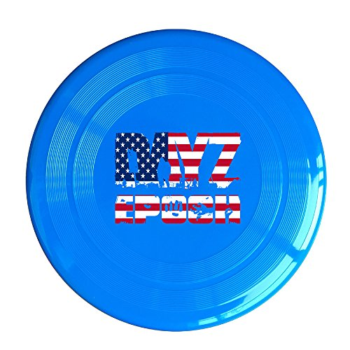 AOLM Video Game Outdoor Game Frisbee Sport Disc RoyalBlue