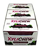 XyliChew Sugar Free Chewing Gum, Licorice, 12-Count Packages (Pack of 24)