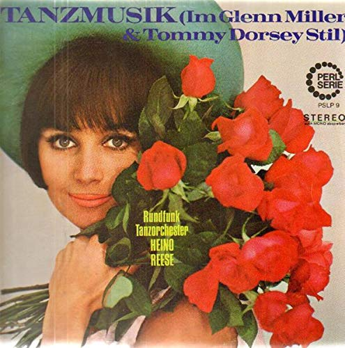 Rundfunk-Tanzorchester Berlin - Tanzmusik (Im Glenn Miller & Tommy Dorsey Stil) - Perl Serie - PSLP 9 (Miller Stil)