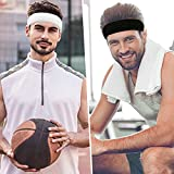 BEACE Sweatbands Sports Headband for Men & Women
