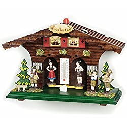 Trenkle Exclusive German Black Forest weather house TU 845