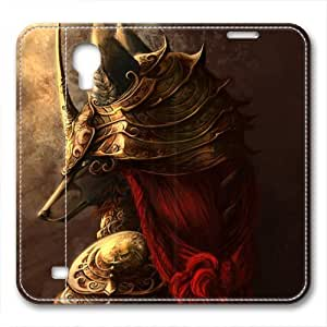 iCustomonline Leather Case for iPhone 6, General Wolf Ultimate Protection Leather Case for iPhone 6
