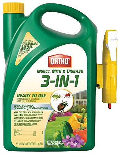 Ortho Insect Mite & Disease 3-in-1 Ready-To-Use, 1 gal.