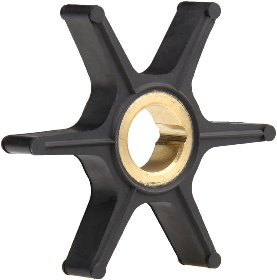 CarBole Water Impeller Compatible with Chrysler Mercury Mariner Force 18HP 20HP 25HP 30HP 40HP 45HP 50HP 75HP Outboards, 47-85089-3
