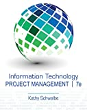 Information Technology Project Management, Kathy Schwalbe, 1133526853